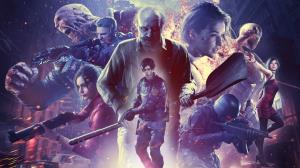"""เกมรวมดาราผีชีวะ """"Resident Evil Re:Verse"""" เลื่อนไปออก 2022"""