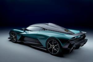 Aston Martin Valhalla ซูเปอร์คาร์ไฮบริด 950 แรงม้าเผยโฉมแล้ว