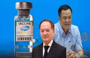 """""""ไบออนเทค"""" ส่งจดหมายแจง """"อนุทิน"""" สิทธิซื้อขายวัคซีนให้ไทยอยู่ที่ """"ไฟเซอร์"""" เท่านั้น"""