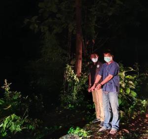 รวบหนุ่มรถตู้เชียงใหม่ฆ่าปาดคอกิ๊กสาวรุ่นแม่วัย 70 ทิ้งศพหมกป่าข้างทางบนดอยแม่ออน