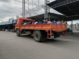 เพชรบุรีพบแรงงานประมงชาวพม่าติดเชื้อโควิด-19 เพิ่ม 70 ราย
