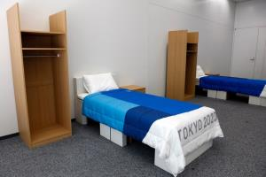 งดเซ็กซ์! โอลิมปิกโตเกียวจัดเตียงลังกระดาษรองรับนักกีฬา ผีผ้าห่มส่อแววอด