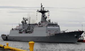 เกาหลีใต้ผงะ! คลัสเตอร์ 'เรือพิฆาต' ทำลูกเรือติดโควิดแล้วกว่า 80%