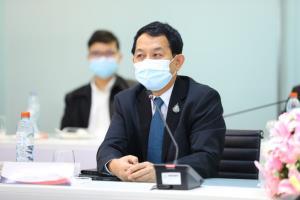 """""""เอนก"""" เผยไทยฉีดวัคซีนโควิด-19 ได้สูงสุดในกลุ่มประเทศขนาดใหญ่ของอาเซียน ครอบคลุมประชากร 16.3% มากถึง 14.2 ล้านโดสแล้ว"""