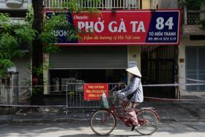 ศูนย์กลางโควิดในเวียดนามย้ายจากเหนือลงใต้ ประชาชนกว่า 30 ล้านชีวิตอยู่ใต้มาตรการล็อกดาวน์