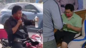 ศูนย์ทนายฯ เผยตำรวจจับกุมหนุ่มฟู้ดแพนด้า ที่บ้านพักย่านรังสิต คดีเผาพระบรมฉายาลักษณ์