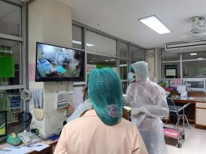 ประชาชนชาวกาญจน์แห่คอมเมนต์ ส่งกำลังใจให้บุคลากรทางการแพทย์ รพ.สังขละบุรี