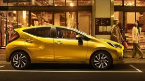 All-new Toyota Aqua ขุมพลังไฮบริด 1.5 ลิตร เริ่มวางจำหน่ายแล้วที่ญี่ปุ่น
