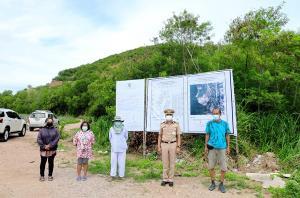 กองทัพเรือมอบที่ดินทำเลทองใน อ.สัตหีบ จ.ชลบุรี สร้างบ้านให้ประชาชน 563 ครัวเรือน