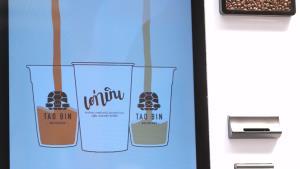 Ibusiness review : ตู้กาแฟเต่าบิน คาเฟ่อัตโนมัติไม่ง้อคนชง