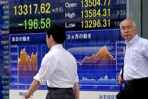 ตลาดหุ้นเอเชียปรับบวก ขานรับดาวโจนส์ดีดแรง-ยอดส่งออกญี่ปุ่นสดใส