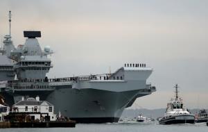 จีนมีกริ้ว! อังกฤษเตรียมส่ง 'เรือรบ' ประจำการถาวรในน่านน้ำเอเชีย