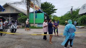 เพชรบุรีเร่งตรวจหาเชื้อโควิด-19 เชิงรุกในชุมชนและแรงงานประมงเพื่อนบ้าน หวังสกัดโควิด-19 แพร่กระจาย
