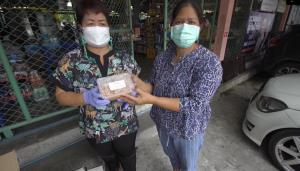 """กัลฟ์สานต่อโครงการ """"กัลฟ์ส่งพลังสู่ชุมชน มอบข้าวกล่องสู้ภัยโควิด-19 ปีที่ 2"""" เดินหน้าแจกข้าวกล่อง 120,000 กล่อง ในพื้นที่กรุงเทพฯ ศูนย์พักคอย และโรงพยาบาลสนาม"""
