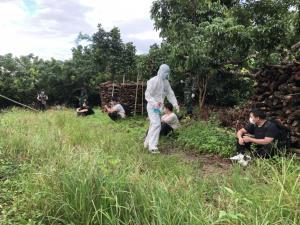 คาดหนีโควิดเข้าไทย!จับ 4 ชาวจีน 1 พม่า ลอบข้ามช่องทางธรรมชาติเข้าดอยผาหมี-แม่สาย