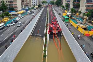 สีจิ้นผิง สั่งระดมทุกฝ่ายกู้ภัยน้ำท่วม คลังจีนฯ จัดฉุกเฉิน 100 ล้านหยวน