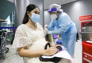 """ศูนย์ฉีดวัคซีนบางซื่อ ปรับเวลาบริการฉีดวัคซีนโควิด-19 """"หญิงตั้งครรภ์-ผู้มีน้ำหนัก 100 กก."""""""