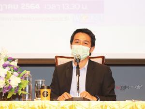 รศ.ดร.ณฐพงศ์ จิตรนิรัตน์ รองอธิการบดีฝ่ายวิจัยและบริการวิชาการ มหาวิทยาลัยทักษิณ