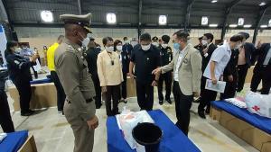 สระบุรีเปิด รพ.สนามกรมทหารม้าที่ 4 รักษาพระองค์ รองรับผู้ป่วยได้ 450 เตียง
