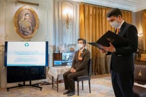 """กรมพระศรีสวางควัฒนฯ  พระราชทานเครื่องช่วยหายใจช่วยเหลือผู้ป่วยโควิด19 ทรงรับสั่ง """"พวกเราจะไม่ทิ้งประชาชน"""""""
