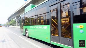 Ibusiness review : รถเมล์ไฟฟ้า ไทยสมายล์บัส ทางเลือกใหม่ใส่ใจสิ่งแวดล้อม