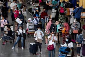 ผวาเชื้อเดลตา! ฟิลิปปินส์ห้ามผู้เดินทางจาก 'ไทย-มาเลเซีย' เข้าประเทศชั่วคราว