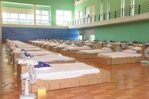 ศูนย์พักคอยกทม.พร้อมรับผู้ป่วยโควิด 3,390 เตียง เดินหน้าขยายศักยภาพ 6,013 เตียง ภายในต้นเดือน ส.ค.นี้