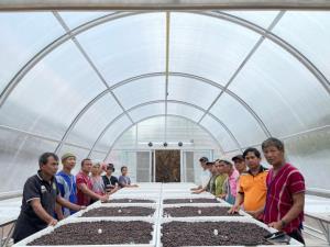 มารู้จัก พาราโบลาโดม เพิ่มมูลค่าผลผลิตเกษตรกร ผลงานวิจัย ม.ศิลปากร โดยการสนับสนุน วช.