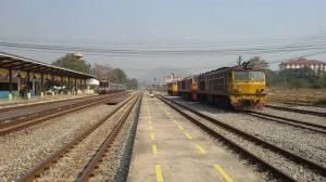 ขร.คาด พ.ร.บ.ขนส่งทางรางฯ ใช้ปลายปี เร่งผลักดันขนส่งรถไฟเพิ่ม 30%