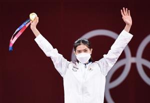 """เปิดใจฮีโร่เหรียญทอง """"เทนนิส"""" กับ 7 วินาทีแห่งชัยชนะ ลั่นพร้อมล่าทองโอลิมปิก 2 สมัยซ้อน"""