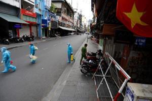 โควิดเวียดนามยังไม่แผ่ว ยอดติดเชื้อรายใหม่พุ่งอีก 7,968 คน