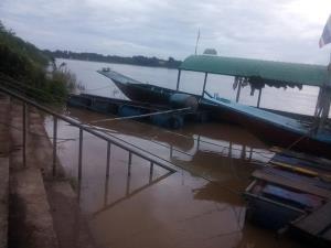 สั่งชาวเชียงคานเตรียมรับมือน้ำโขงเอ่อท่วม หลังเขื่อนไซยะบุรีปล่อยน้ำจำนวนมากลงโขง