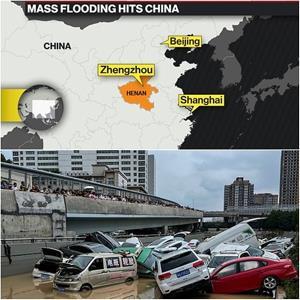 ฝนพันปี! ตกหนัก-น้ำท่วมขยายวงกว้าง! กรีนพีซ ชี้สัญญาณวิกฤตสภาพภูมิอากาศโลกยกระดับรุนแรง