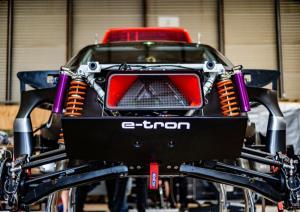 Audi RS Q E-Tron รถแข่งแรลลี่ขับเคลื่อนด้วยไฟฟ้าจ่อลุยดาการ์ต้นปี 2565 นี้