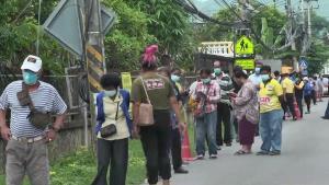เชียงใหม่สั่งปิด 4 หมู่บ้านตำบลหนองควายที่ตั้งคลัสเตอร์ฟาร์มไก่คุมโควิด-19 ระบาด