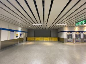 เสร็จแล้ว! อุโมงค์ทางเดินเชื่อมต่อ MRT กับสถานีกลางบางซื่อ เปิดใช้ 2 ส.ค.พร้อมสายสีแดง