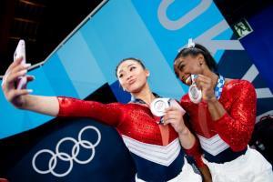 ไปโอลิมปิกได้ต้องแข็งแกร่งขนาดไหน / แมวดำ