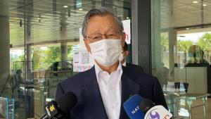 """""""ชวน"""" ยันขอให้ประธานสภาฯ จีน ช่วยประสานวัคซีนช่วยไทย"""