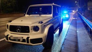 เร็วทะลุนรก! ตำรวจอังกฤษอึ้งผู้หญิงซิ่งรถ 209 กม./ชั่วโมง อ้างรีบไปเข้าห้องน้ำ