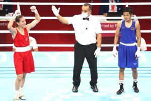 """""""น้องเฟี้ยว"""" แพ้เหลี่ยมกำปั้นตุรกี วืดเหรียญมวยโอลิมปิก"""