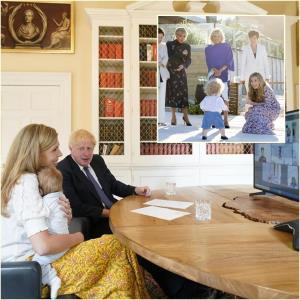 """อังกฤษประกาศข่าวดี """"นายกฯ จอห์นสัน"""" เตรียมจะมีลูกคนที่ 2 เร็วๆ นี้"""
