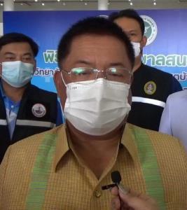 พ่อเมืองอุบลปฏิเสธกรณีข่าวลาวฉีดวัคซีนให้ 7 คนไทยเก็บเห็ดล้ำแดน