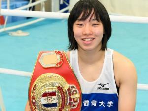 แชมป์มวยสาวญี่ปุ่นเหรียญทองโอลิมปิก แขวนนวมไปเล่นเกมและเลี้ยงกบ