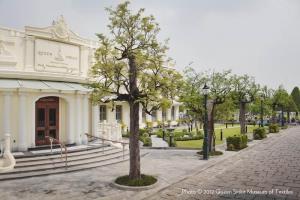 ยุคสมัย 2564 ที่ควรรู้! พิพิธภัณฑ์ผ้าในสมเด็จพระนางเจ้าสิริกิติ์ พระบรมราชินีนาถ
