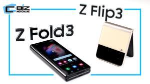 ลองสัมผัส Samsung Galaxy Z Fold3 - Flip3
