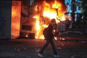 โรค การเมือง และความรุนแรง