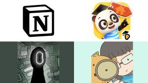 Cyber Apps 16/08/21 : Notion / Dr. Panda Town / Reach: SOS / Hidden Cats
