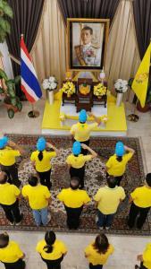 สถานทูตไทยในคูเวตจัดกิจกรรมจิตอาสา เนื่องในวันเฉลิมพระชนมพรรษาในหลวง ร.10