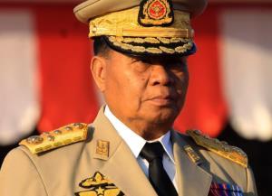 'ตานฉ่วย' อดีตผู้นำเผด็จการทหารพม่าหายป่วยโควิด แพทย์อนุญาตออกจากโรงพยาบาลแล้ว