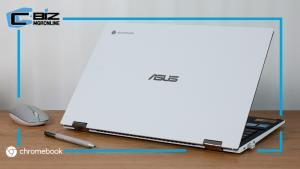 Review : ASUS Chromebook Flip CX5 แล็ปท็อป 2-1 เพื่อการศึกษา